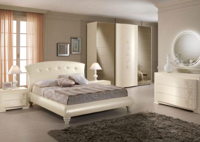 Arredamento napoli vendita camere da letto stile moderno for Camere da letto zanette