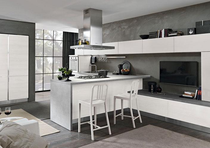 Arredamento napoli vendita cucine stile moderno classico for Arredamento classico napoli