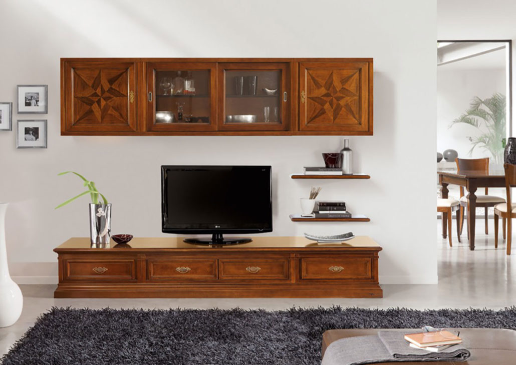 Arredamento napoli vendita pareti attrezzate stile moderno for Arredamento vintage napoli